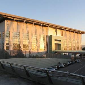 PARTIAL CONVERSION OF THE OLYMPIC INTERNATIONAL BROADCASTING CENTER (I.B.C.) INTO A MUSEUM